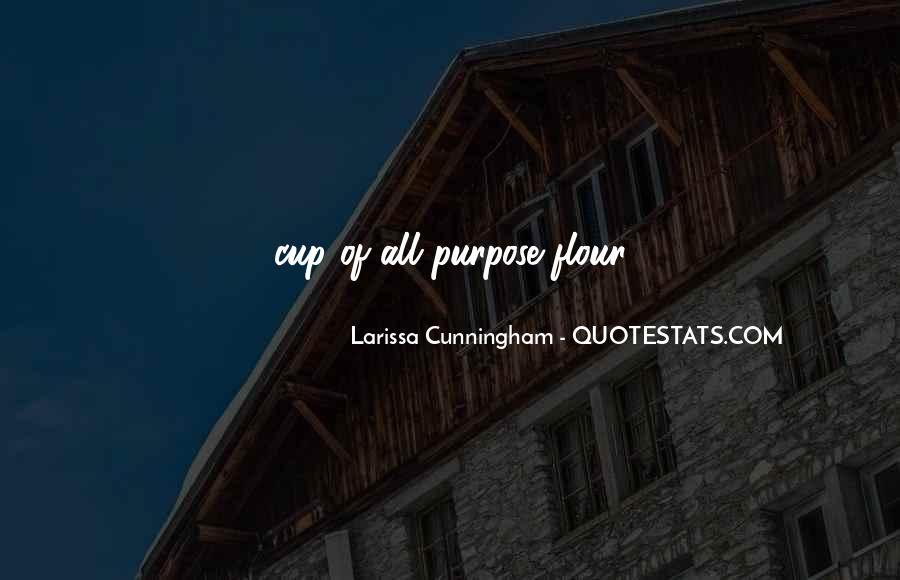 Larissa Cunningham Quotes #1261796