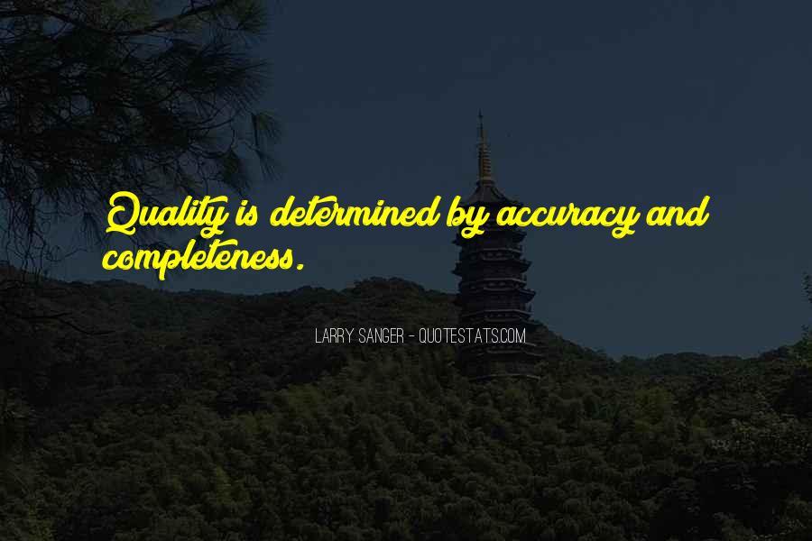 Larry Sanger Quotes #1537600