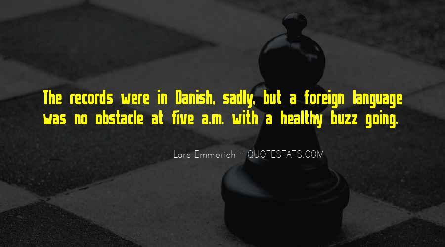 Lars Emmerich Quotes #1808140
