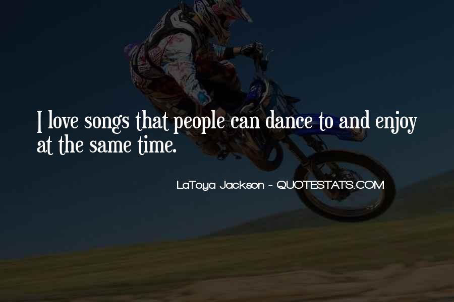 LaToya Jackson Quotes #1381546
