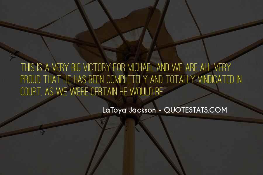 LaToya Jackson Quotes #390887