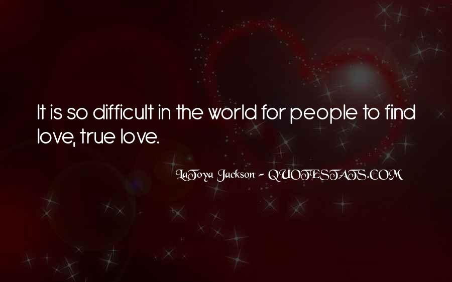 LaToya Jackson Quotes #707984