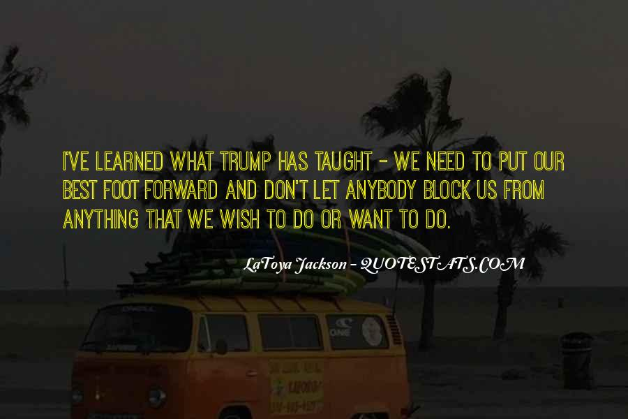 LaToya Jackson Quotes #737619