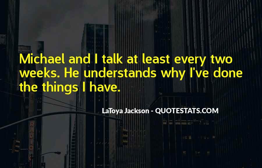 LaToya Jackson Quotes #881647