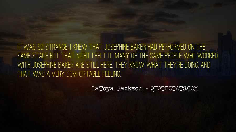 LaToya Jackson Quotes #940727