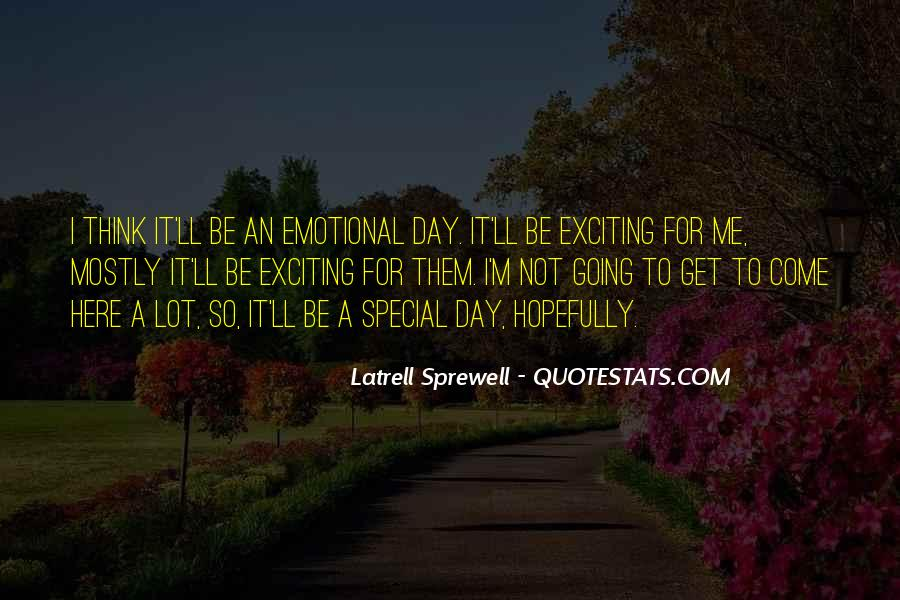 Latrell Sprewell Quotes #1734049