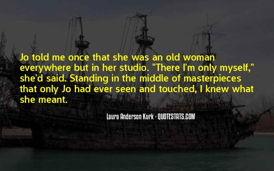 Laura Anderson Kurk Quotes #1434695