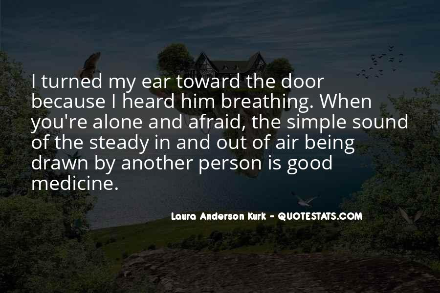 Laura Anderson Kurk Quotes #1651544