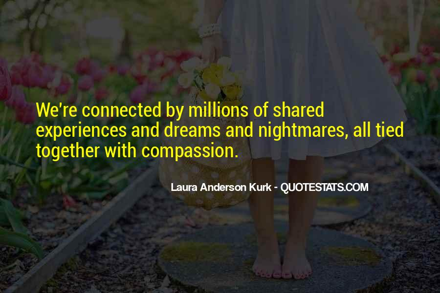 Laura Anderson Kurk Quotes #675021
