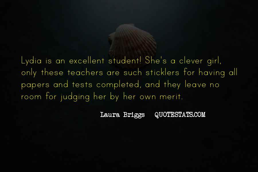 Laura Briggs Quotes #1343600