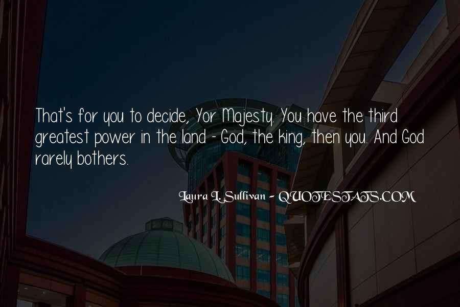 Laura L. Sullivan Quotes #864073