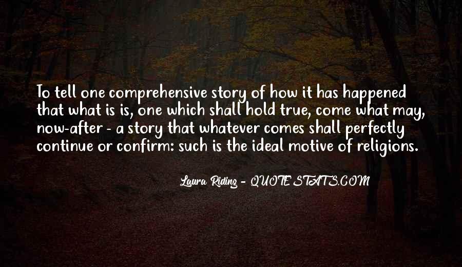 Laura Riding Quotes #133540