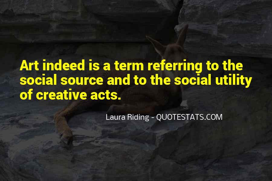 Laura Riding Quotes #1411713