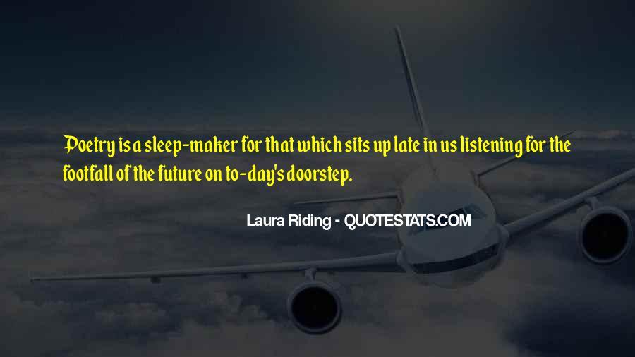 Laura Riding Quotes #1589503