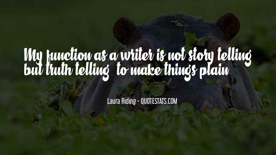 Laura Riding Quotes #161512