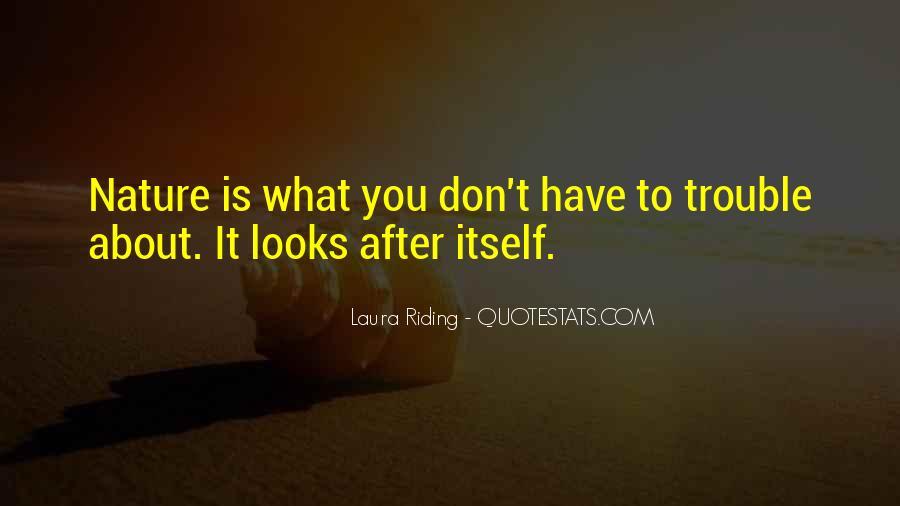 Laura Riding Quotes #391489