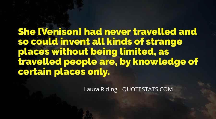 Laura Riding Quotes #664587