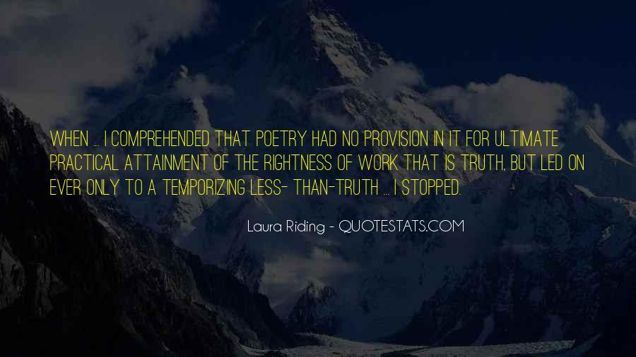 Laura Riding Quotes #785059