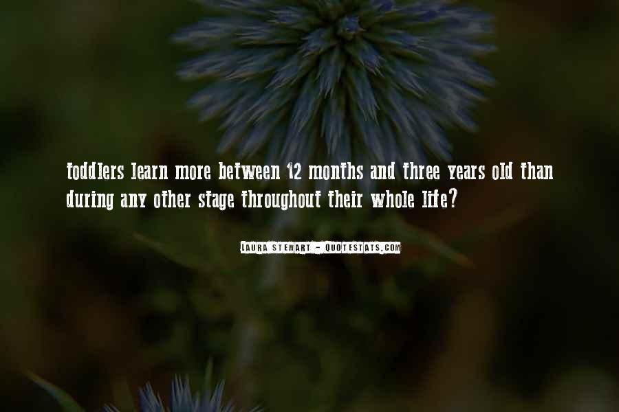 Laura Stewart Quotes #1300014