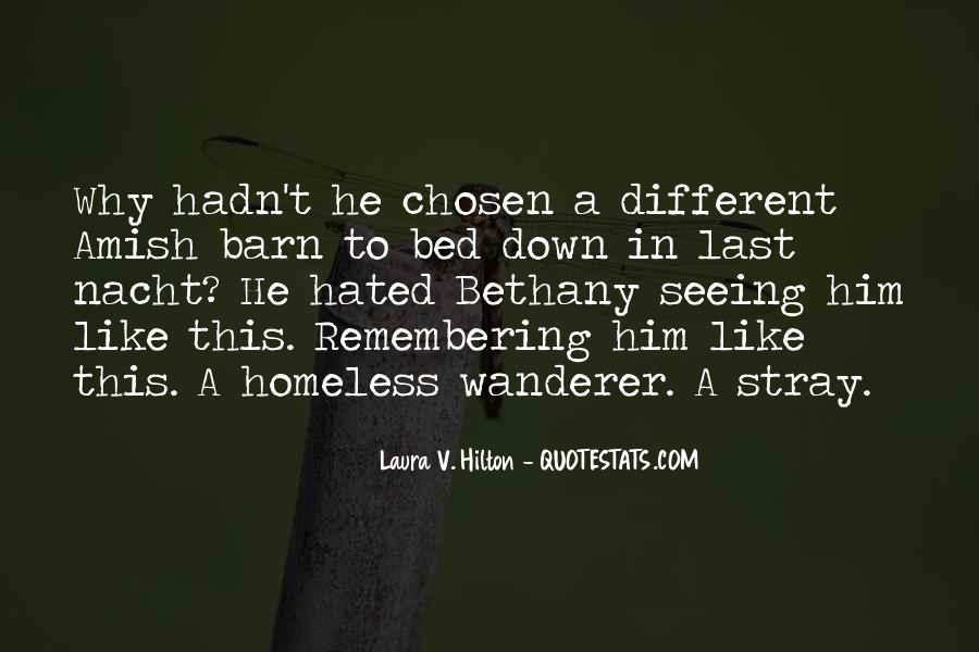 Laura V. Hilton Quotes #1512166