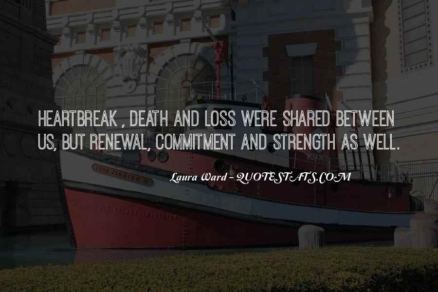Laura Ward Quotes #1212617
