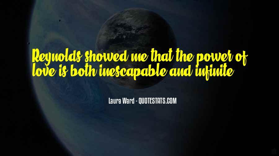 Laura Ward Quotes #724980