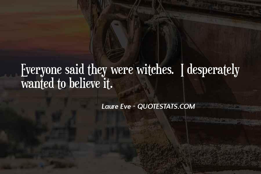 Laure Eve Quotes #768396