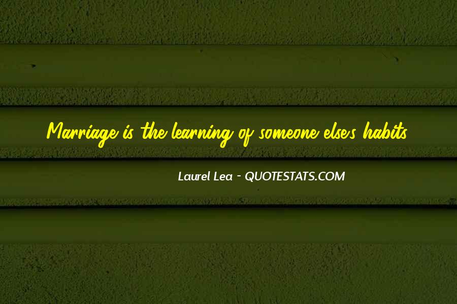 Laurel Lea Quotes #1194113