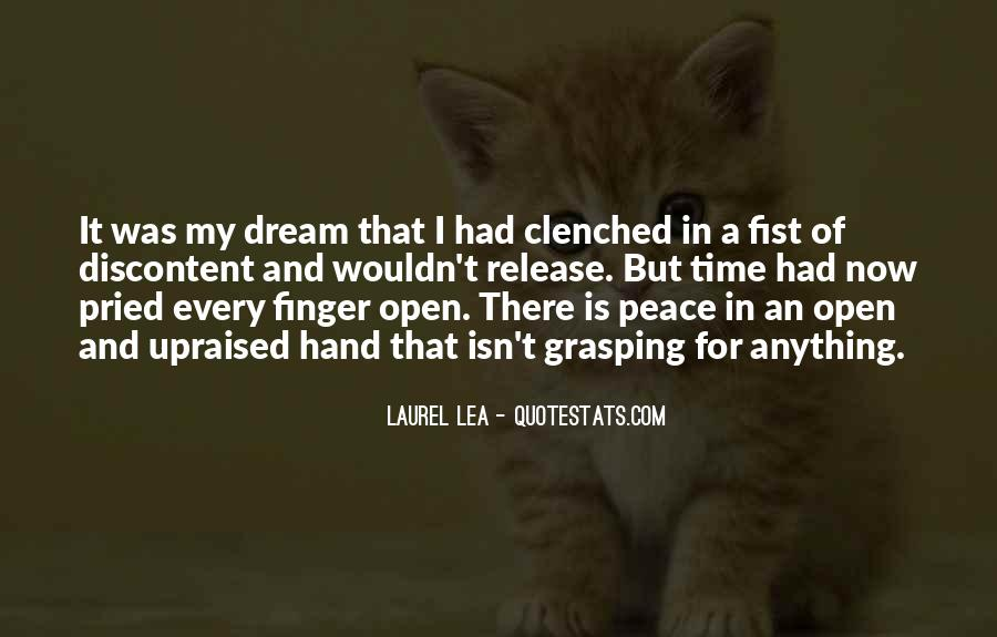 Laurel Lea Quotes #1277760