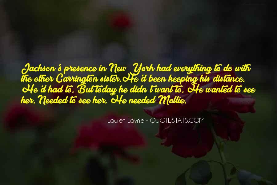 Lauren Layne Quotes #1270754