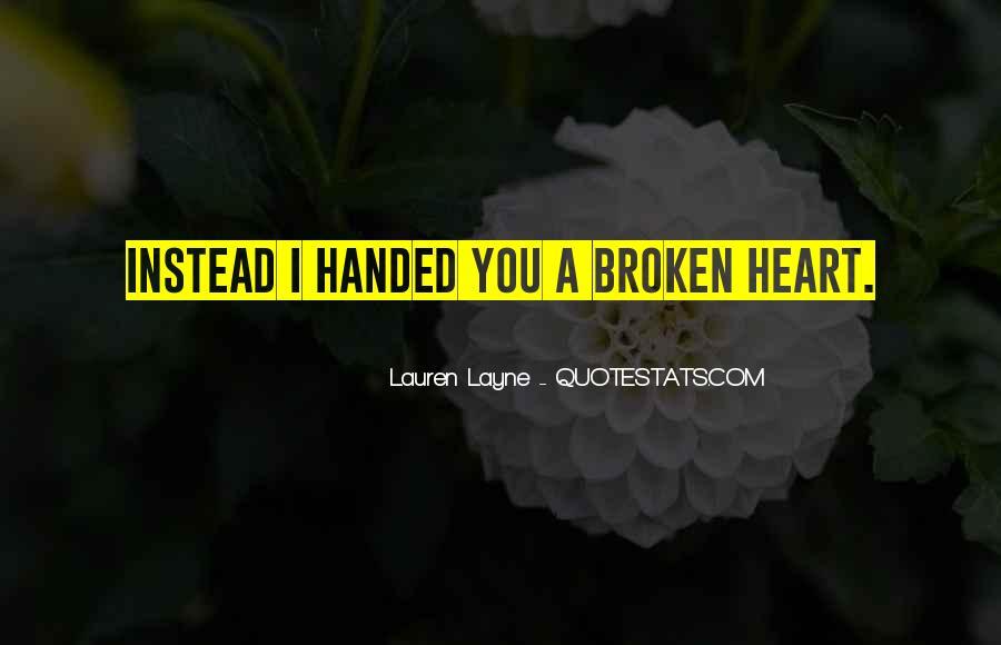 Lauren Layne Quotes #1781568