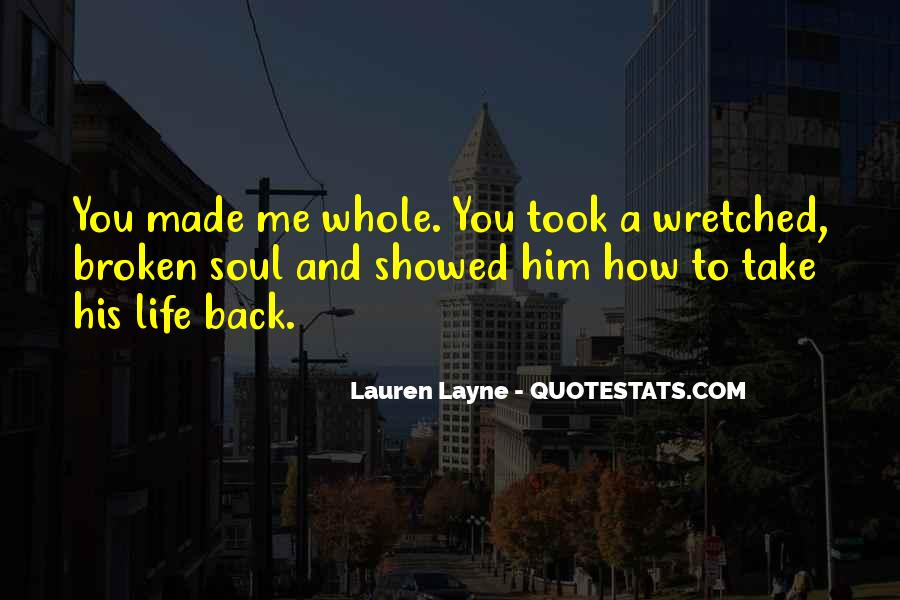 Lauren Layne Quotes #1783560