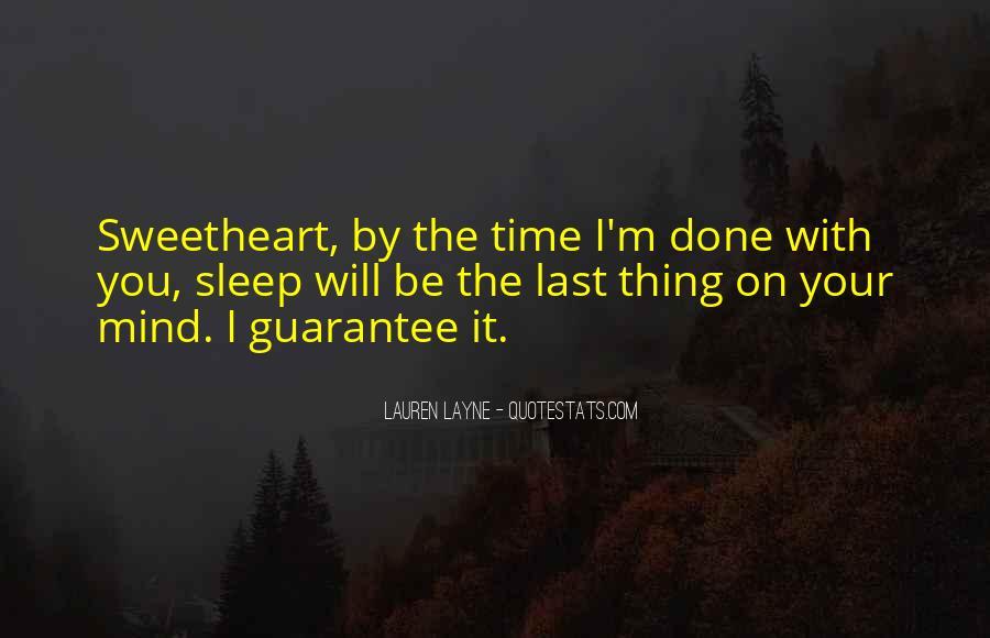 Lauren Layne Quotes #1860224