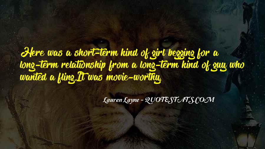Lauren Layne Quotes #214922