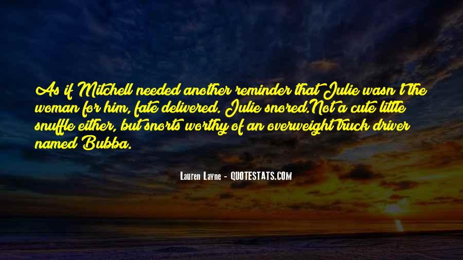 Lauren Layne Quotes #509380
