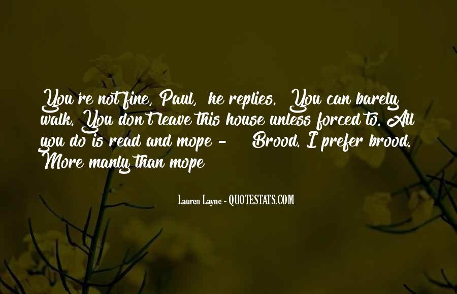 Lauren Layne Quotes #520621
