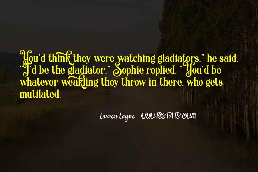 Lauren Layne Quotes #570242