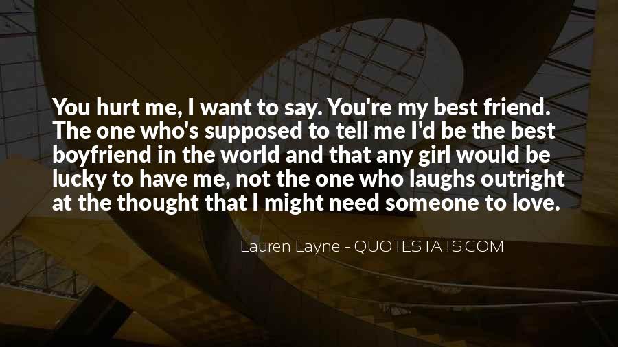 Lauren Layne Quotes #858221
