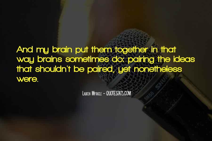Lauren Myracle Quotes #1074541