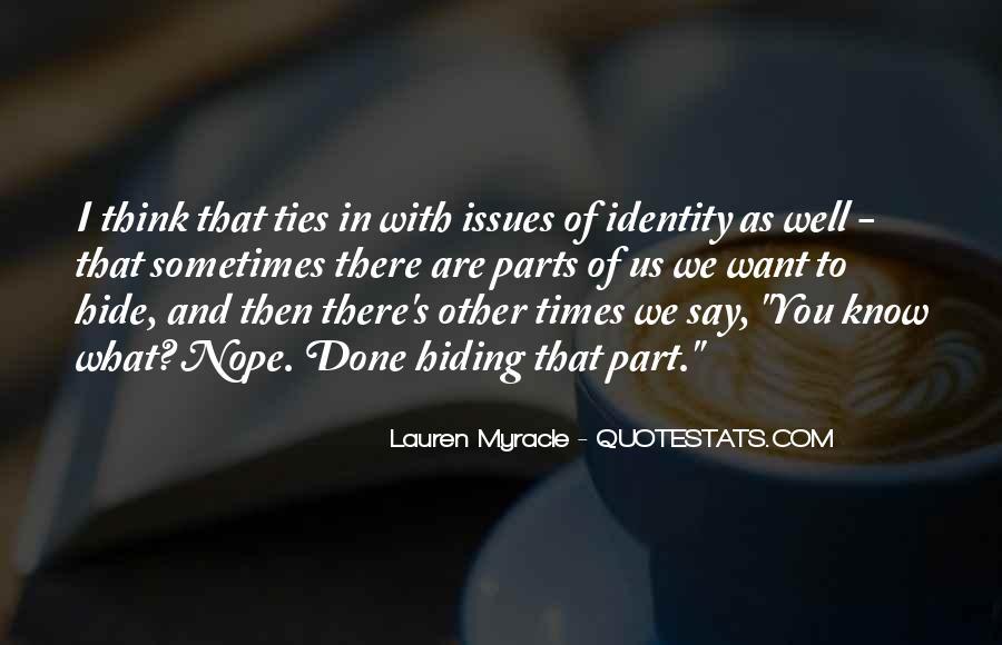 Lauren Myracle Quotes #1089886