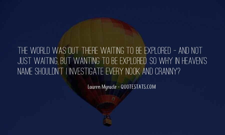 Lauren Myracle Quotes #1158138