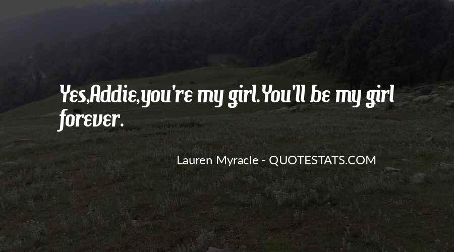 Lauren Myracle Quotes #1158710