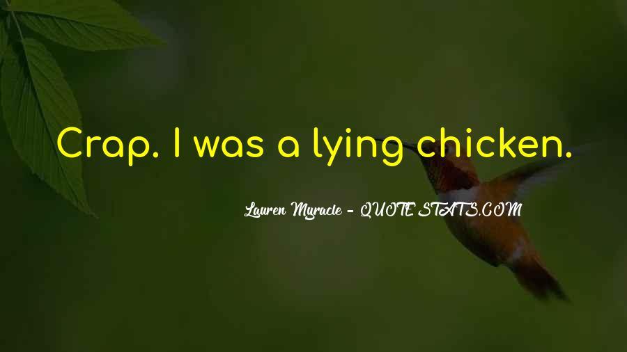 Lauren Myracle Quotes #1204293