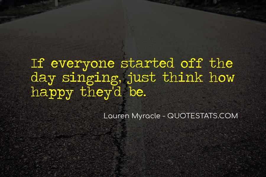 Lauren Myracle Quotes #1263167