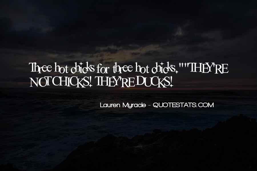 Lauren Myracle Quotes #1297744