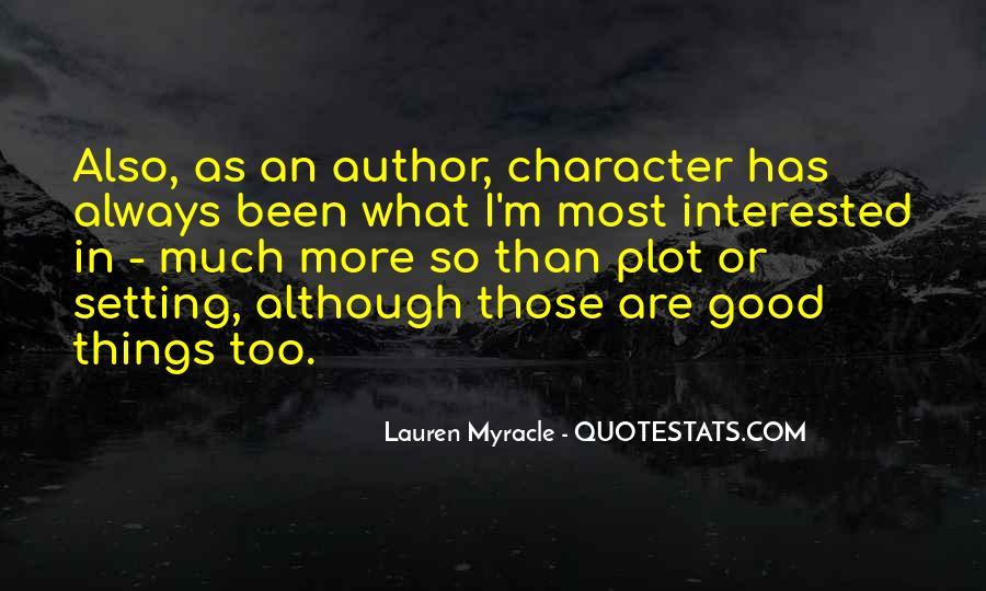 Lauren Myracle Quotes #1367105