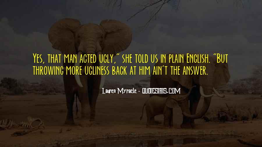 Lauren Myracle Quotes #1431609