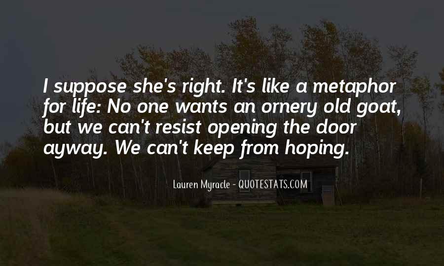 Lauren Myracle Quotes #1503362