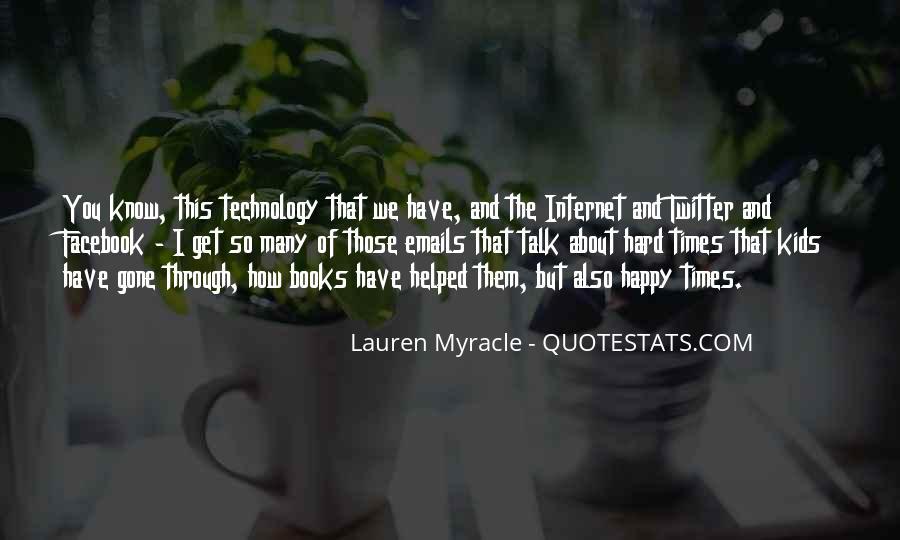 Lauren Myracle Quotes #158886