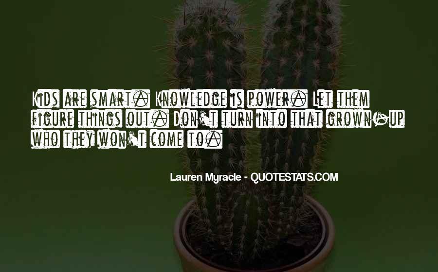 Lauren Myracle Quotes #162606